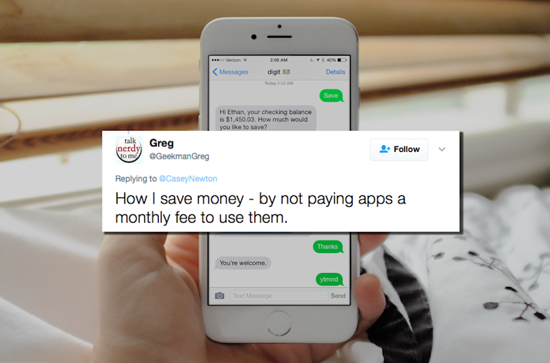 This Popular Money-Saving App Just Started Charging a Monthly Fee