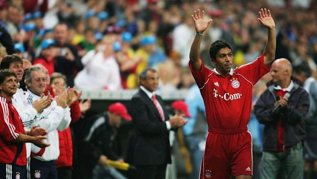 <p>Giovane Elber holds the title of the highest-scoring Brazilian in Bundesliga history, netting 92 times for both VfB Stuttgart and Bayern. </p> <br><p>The prolific forward played a pivotal part in Bayern's dominance during the late 1990s and early 2000s, as he lifted the Bundesliga trophy four times and the DFB-Pokal cup three times. Elber was also part of the Bayern team who claimed the Champions League trophy in 2001, beating Valencia on 5-4 on penalties. </p> <br><p>After spending two years at Lyon, Elber returned to the Bundesliga with Borussia Monchengladbach, although he only featured four times for the club. Elber will be remembered for his all-round ability, especially the way he dribbled past players with ease. </p>
