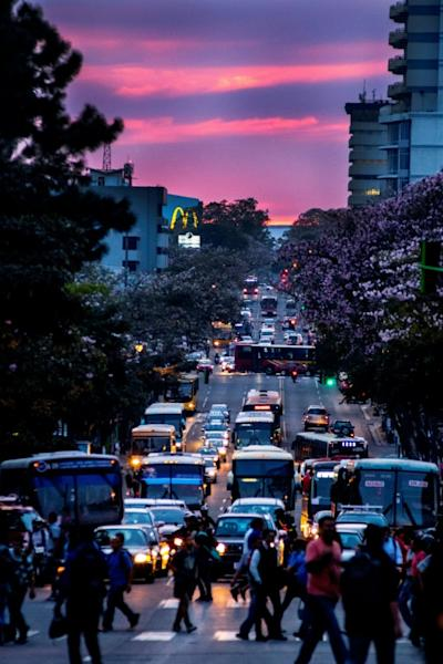 Costa Rica aims to do away with fossil fuel powered transport by 2050