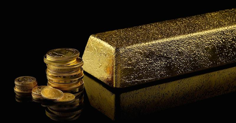 A new way for gold bugs to cash in on a strong dollar