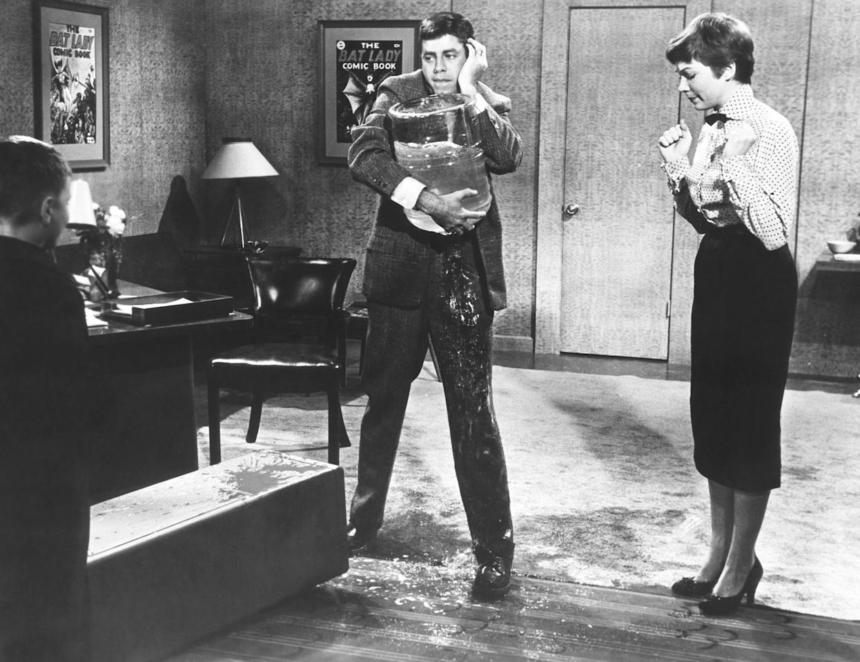 <p>The 14th and one of the best Martin-Lewis films, this romp co-starred Shirley MacLaine. (Photo: Everett Collection) </p>