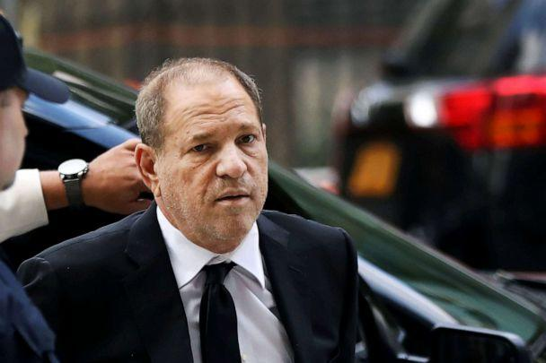 PHOTO: Harvey Weinstein arrives to court for arraignment over a new indictment for sexual assault, Aug. 26, 2019, in New York City. (Spencer Platt/Getty Images, FILE)