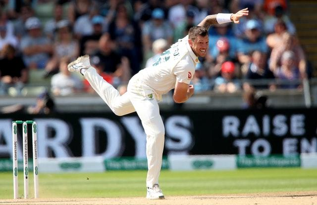 Australia's James Pattinson will be rested at Lord's (Nick Potts/PA)