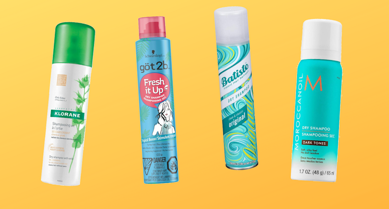 The best dry shampoos at every budget