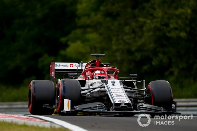 "2019: Alfa Romeo Racing C38 <span class=""copyright"">Sam Bloxham / Motorsport Images</span>"