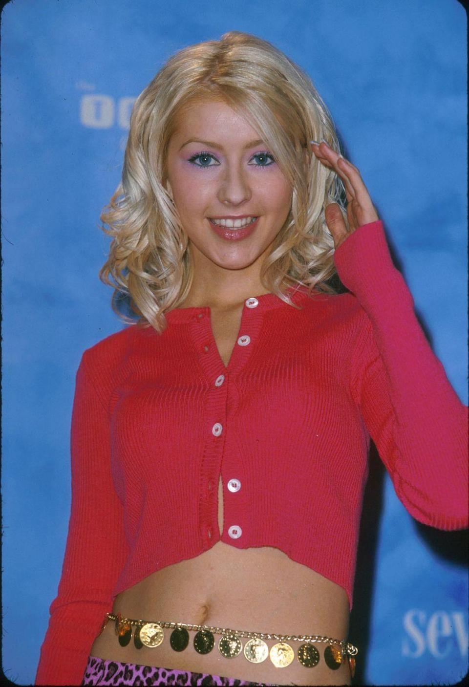 <p>Christina Aguilera was queen of the belly chains back in the '90s. Today, we're not afraid to show off our abs, but belly chains are a different story. These flashy pieces of jewelry aren't going to making any trend lists anytime soon.</p>