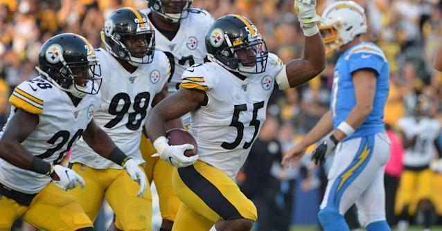 """Ryan Shazier on Devin Bush's development: """"We all knew it would come"""""""