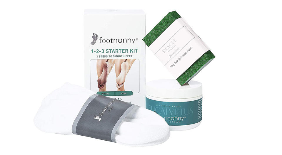 FootNanny Starter Kit Bundle (Photo: Amazon)