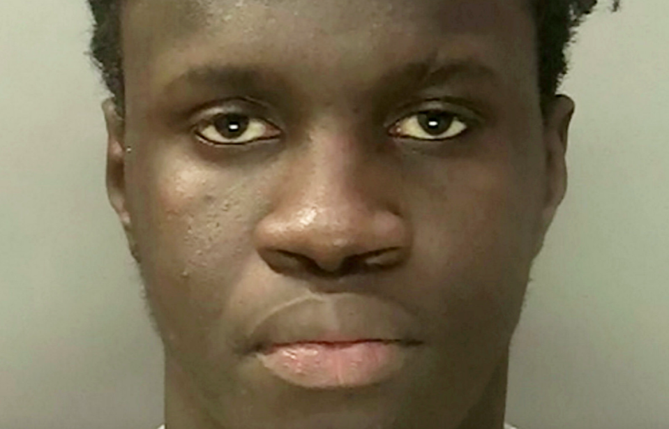 Khadim Drame faces jail after pleading guilty to raping a woman in a park in Birmingham. (SWNS)