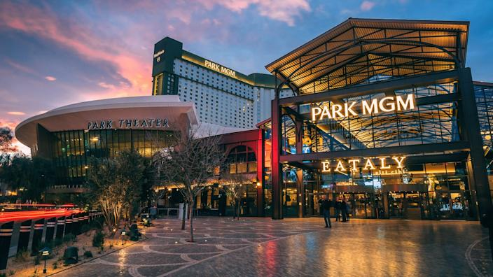 The Park MGM and NoMad in Las Vegas will reopen Sept. 30.