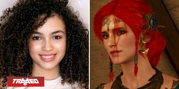 Mya-Lecia Naylor, actriz de Triss en The Witcher fallece a los 16 años