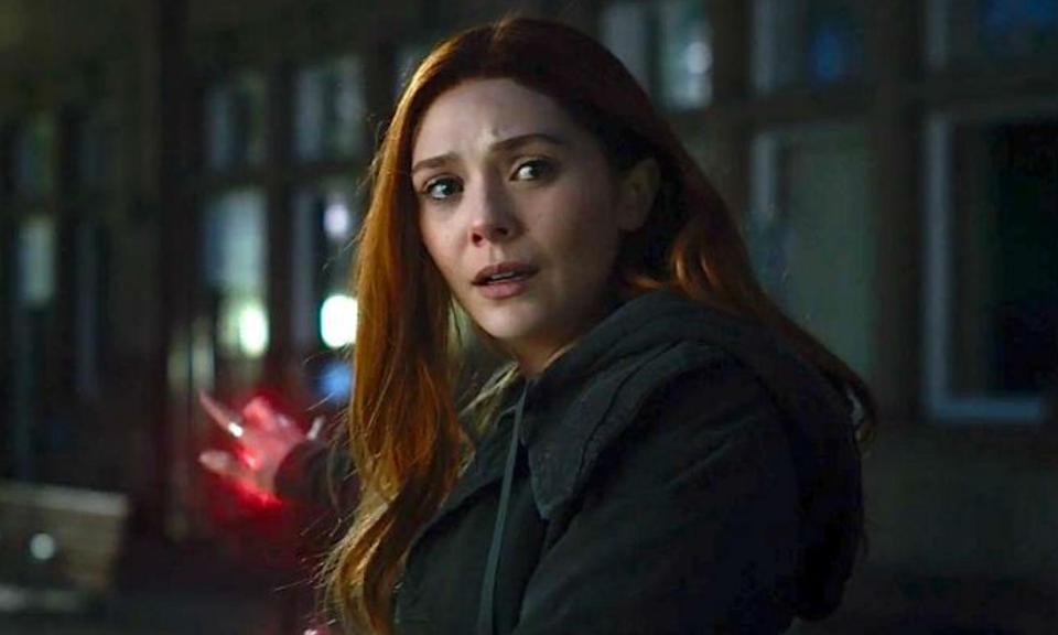 <p><span><strong>Played by:</strong> Elizabeth Olsen</span><br><span><strong>Last appearance:</strong> </span><i><span>Captain America: Civil War</span></i><br><span><strong>What's she up to?</strong> Wanda was among the Avengers taken to the Raft following the airport battle. She was freed by Captain America and reunited with Vision. They moved to Europe to start a life together away from the Avengers.</span> </p>