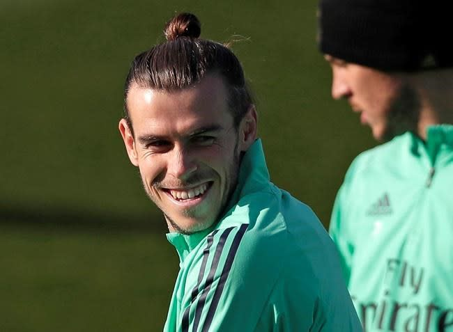 Bale's agent in talks with Tottenham over return from Madrid