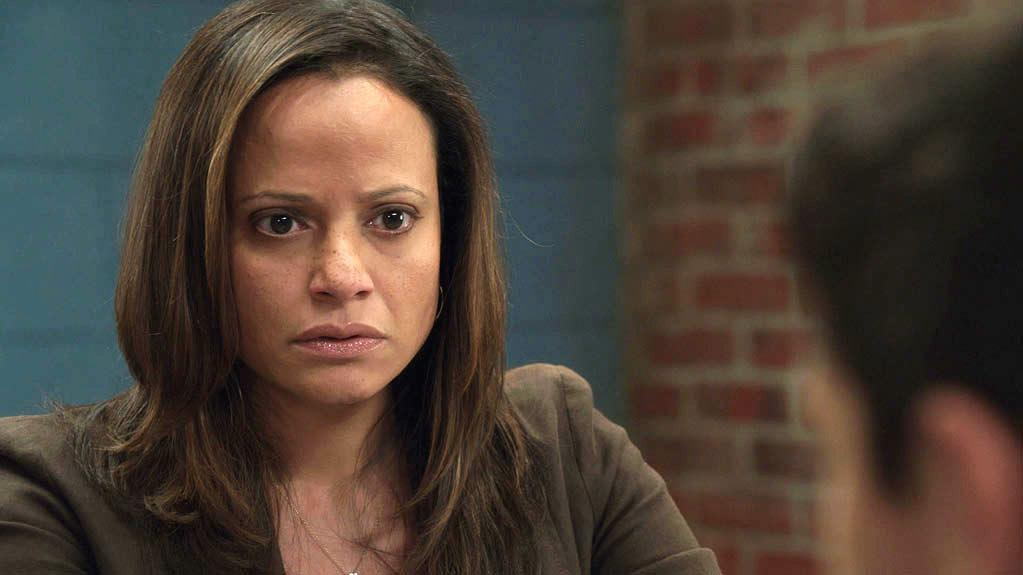 "Judy Reyes (""<a href=""/scrubs/show/33475"">Scrubs</a>"") guest-stars as Raines' housekeeper who may be the key to uncovering an unsettling family secret."