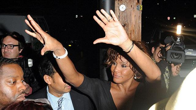 Whitney Houston: 'White Powder' Found on Spoon in Hotel Room