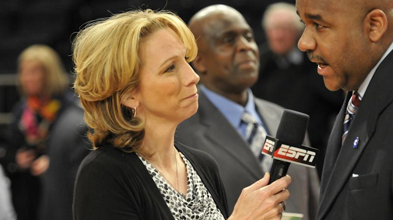 Beth Mowins Set To Go Where No Woman Has Gone Before In The NFL