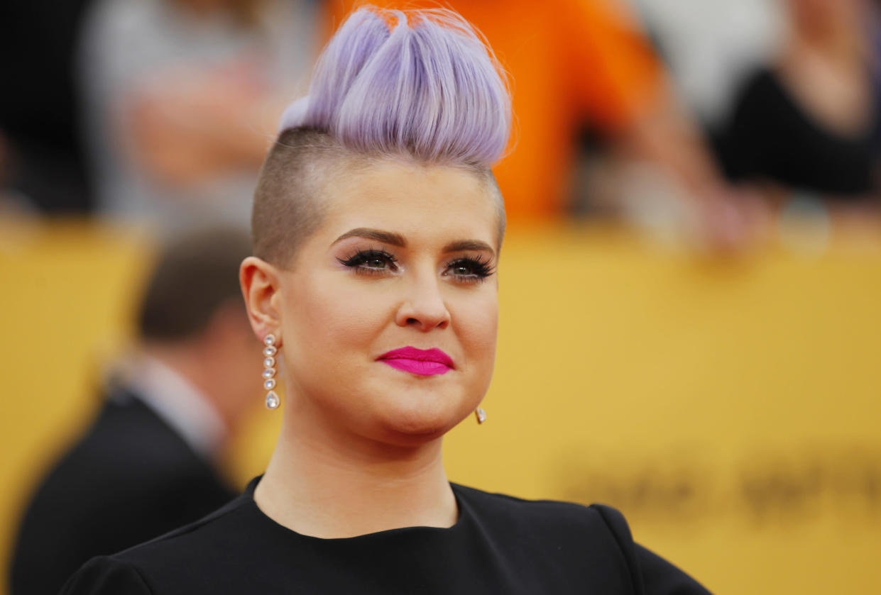 Kelly Osbourne denied plastic surgery rumors in a recent Instagram post. (Photo: REUTERS/Mike Blake)