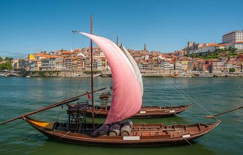 A Rabelo boat - Credit: Getty