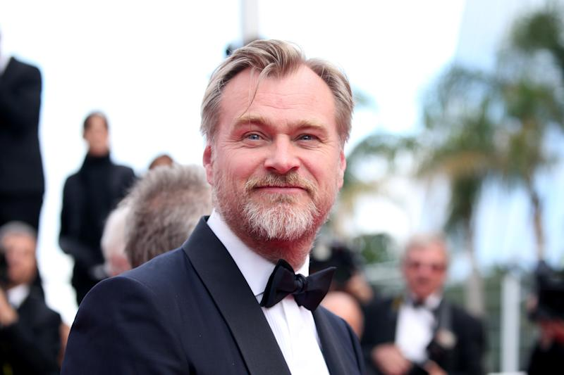 Christopher Nolan during the 71st annual Cannes Film Festival on May 13, 2018. (Photo by Gisela Schober/Getty Images)