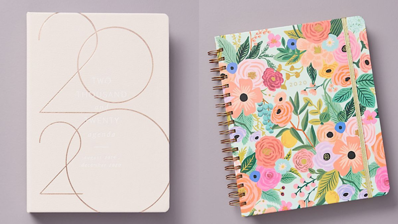 Best gifts for women of 2019: 2020 Planners
