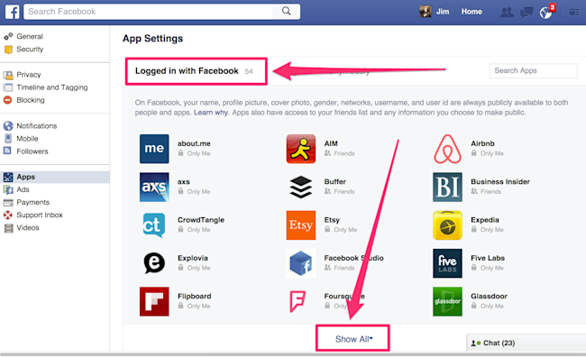 How to see all the companies tracking you on Facebook — and block them