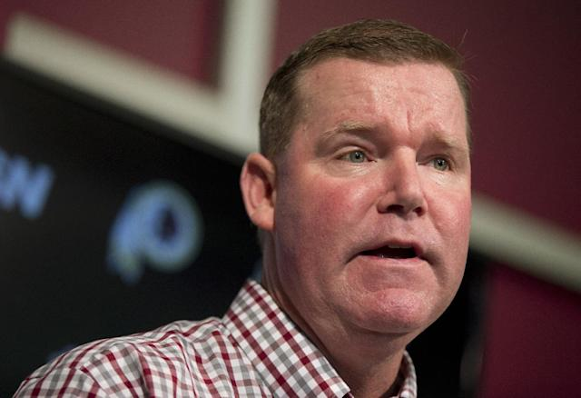 Scot McCloughan is considered one of the best talent evaluators in football, which is exactly why the Cleveland Browns have added him to their scouting department. (AP Photo)