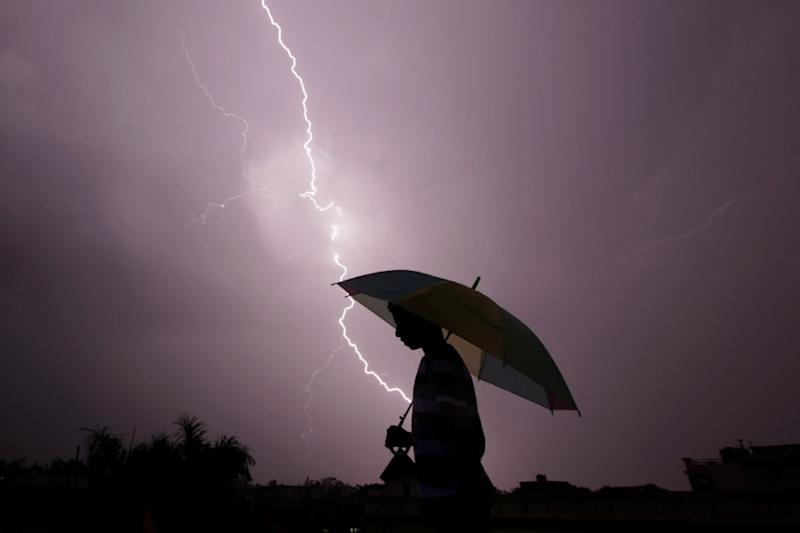 India's Increased Lightning Strikes Which Have Killed 147, Is Result of Climate Change