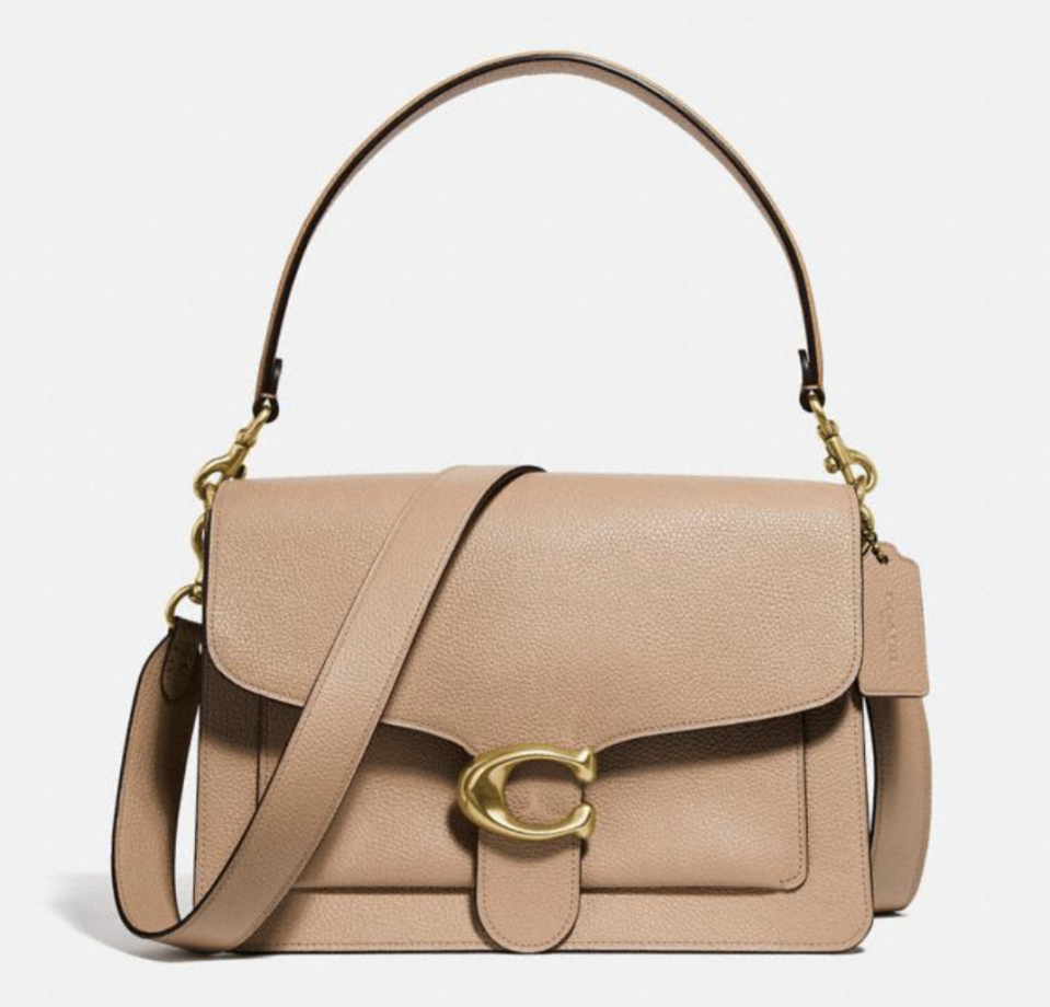 A classic that borrows from its 1970s self. Perfection, at half price. (Photo: Coach)