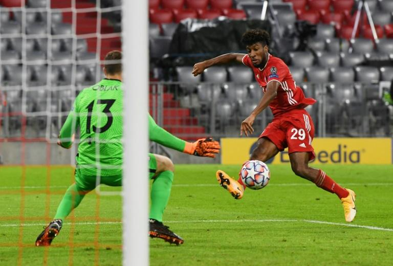 Flick challenges Coman to bring Champions League form to Bundesliga