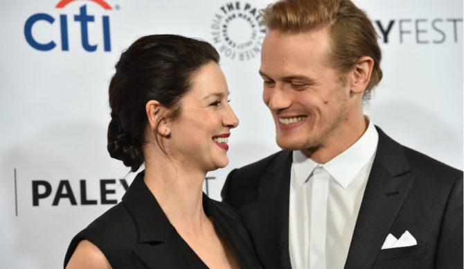 Who is sam heughan dating 2019