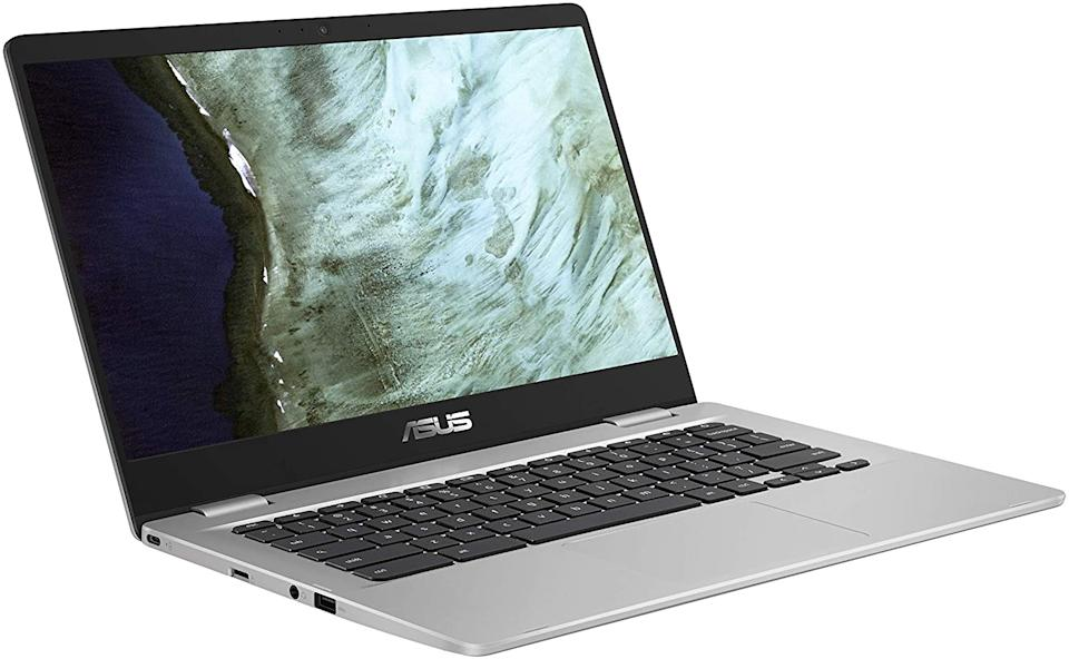 Save $130 on the Asus Chromebook 14