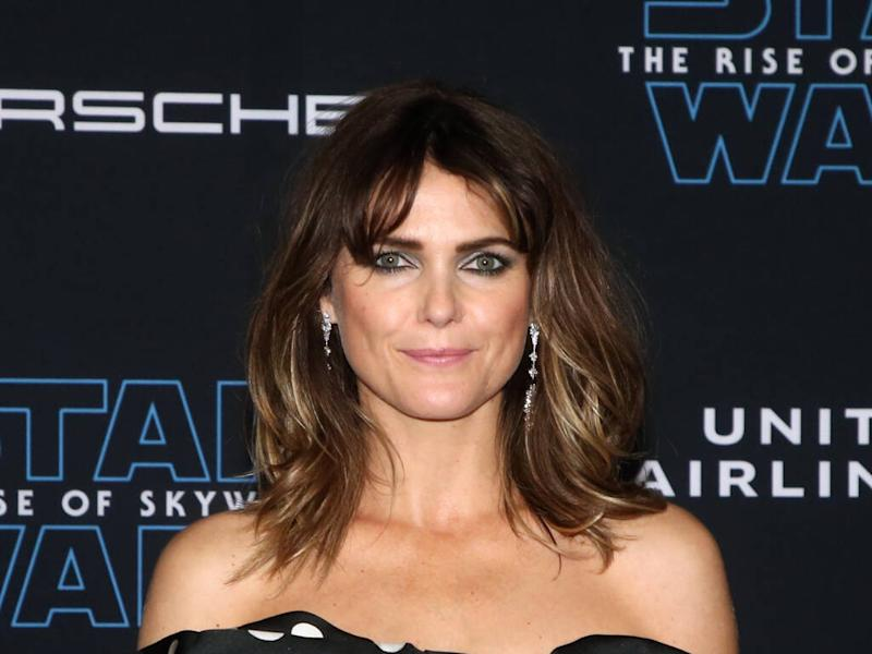 Keri Russell: 'I'm not ready to stick to a strict diet'