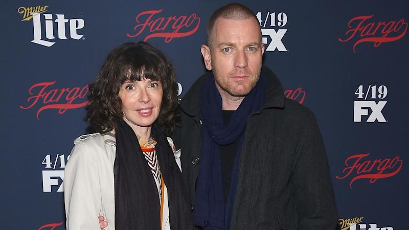 Ewan McGregor Reportedly Splits From Wife, Photographed Kissing 'Fargo' Co-Star Mary Elizabeth Winstead