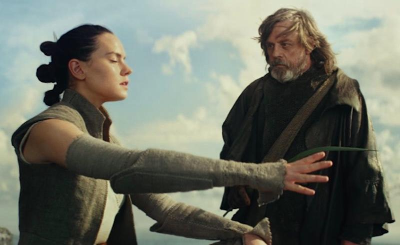 The Last Jedi suffered a backlash upon its release (Credit: Disney)