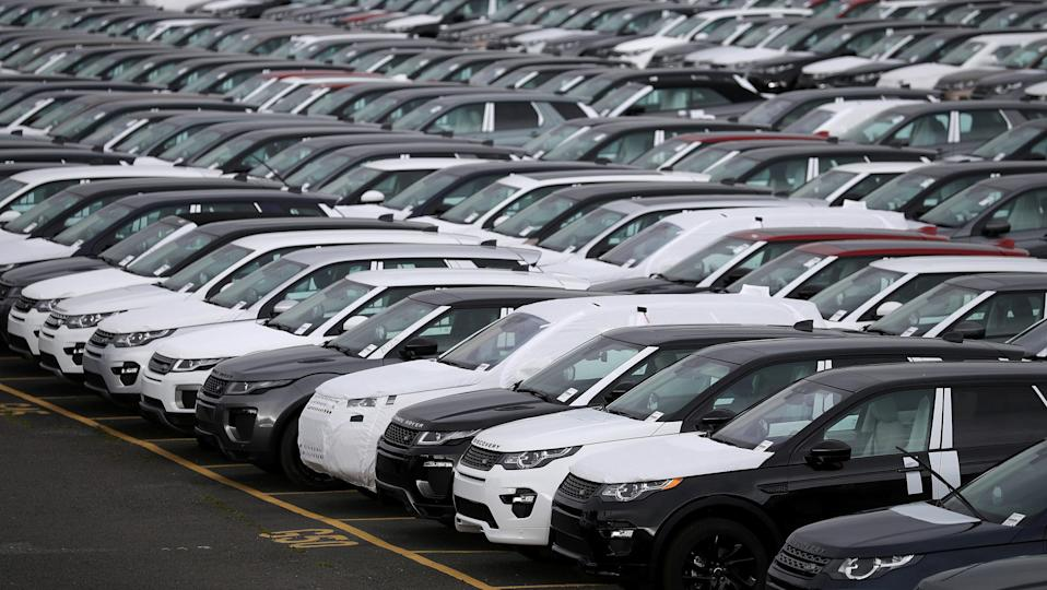 The car industry is suffering from Brexit uncertainty. Photo: Reuters
