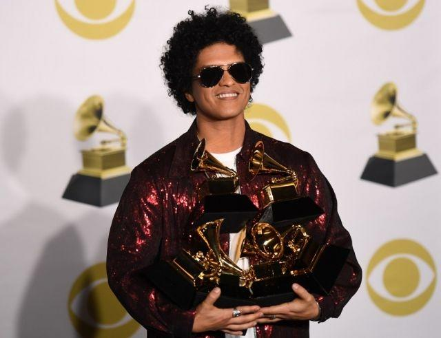 Bruno Mars to collaborate with Disney for new music-themed film