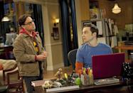 <ul> <li><strong>What to wear for Leonard:</strong> Black Converse sneakers, jeans, a graphic t-shirt, and a jacket with a hood. Don't forget your thick glasses.</li> <li><strong>What to wear for Sheldon:</strong> Brown pants that are a little too short, and layer a long-sleeved and a short-sleeved t-shirt with something geeky on it.</li> </ul>