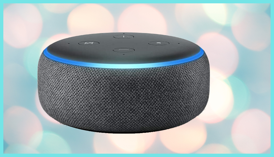 Prime Day deal: Echo Dot is on sale for $19, or $31 off. (Photo: Amazon)