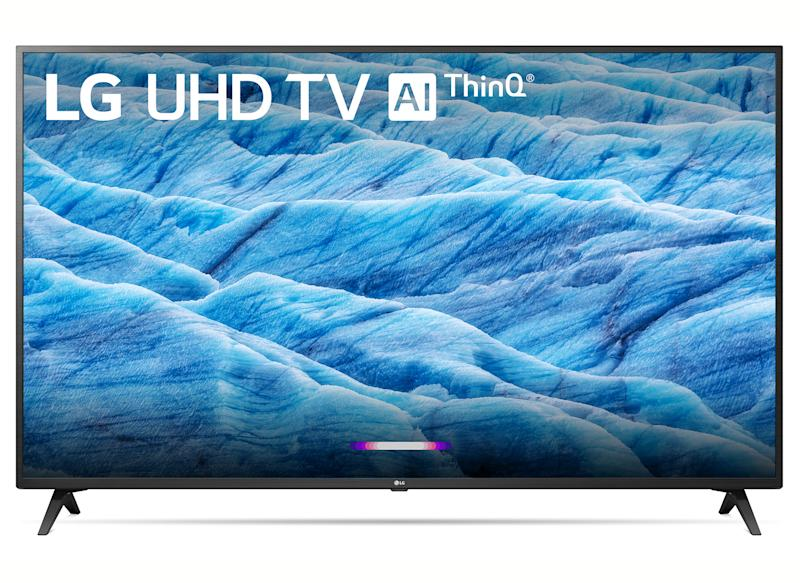 This 55-inch LG 4K TV is on sale for just $468! (Photo: Walmart)