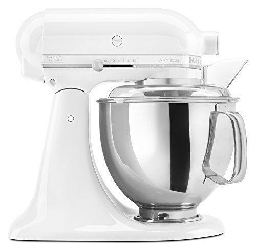 "<p><strong>KitchenAid</strong></p><p>amazon.com</p><p><a href=""https://www.amazon.com/dp/B00006WNOZ?tag=syn-yahoo-20&ascsubtag=%5Bartid%7C10055.g.28497189%5Bsrc%7Cyahoo-us"" rel=""nofollow noopener"" target=""_blank"" data-ylk=""slk:Shop Now"" class=""link rapid-noclick-resp"">Shop Now</a></p><p>This top pick from the Good Housekeeping Institute is the ultimate gift for cooking pros. Not only is it an excellent tool for baking (bread, cakes, and cookies, galore!) but KitchenAid offers attachments for <a href=""https://www.amazon.com/KitchenAid-KSMPSA-Roller-Attachment-Silver/dp/B01ENK4W9M/ref=sr_1_9?keywords=kitchenaid+pasta+attachment&qid=1564156797&s=gateway&sr=8-9"" rel=""nofollow noopener"" target=""_blank"" data-ylk=""slk:pasta making"" class=""link rapid-noclick-resp"">pasta making</a>, <a href=""https://www.amazon.com/KitchenAid-R-KSM1APC-Spiralizer-Attachment-REFURBISHED/dp/B072Z1F3Z6/ref=sr_1_7?keywords=KitchenAid+KSM1APC+Spiralizer+Attachment%2C+1%22%2C+Silver&qid=1564156886&s=home-garden&sr=1-7"" rel=""nofollow noopener"" target=""_blank"" data-ylk=""slk:spiralizing"" class=""link rapid-noclick-resp"">spiralizing</a> and <a href=""https://www.amazon.com/KitchenAid-KSM1JA-Masticating-Juicer-Attachment/dp/B00LEB8IVM/ref=sr_1_1?keywords=KitchenAid+KSM1JA+Masticating+Juicer+and+Sauce+Attachment%2C+1L%2C+Silver&qid=1564156839&s=home-garden&sr=1-1"" rel=""nofollow noopener"" target=""_blank"" data-ylk=""slk:juicing"" class=""link rapid-noclick-resp"">juicing</a> – it's the ultimate multitasker. </p>"