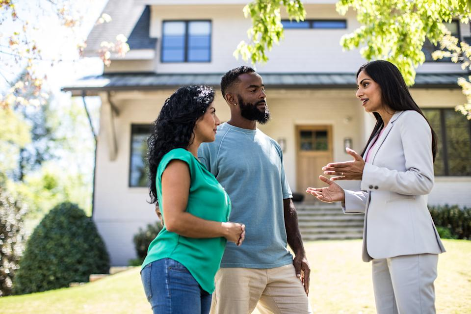 56% of Black Americans look at equity in their home as their main source of wealth. But for white Americans, that's 30.1%. (Source: Getty Creative)