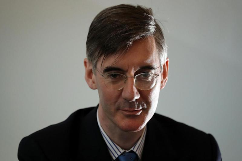 Jacob Rees-Mogg leads the ERG (Photo by Dan Kitwood/Getty Images) (Getty Images)