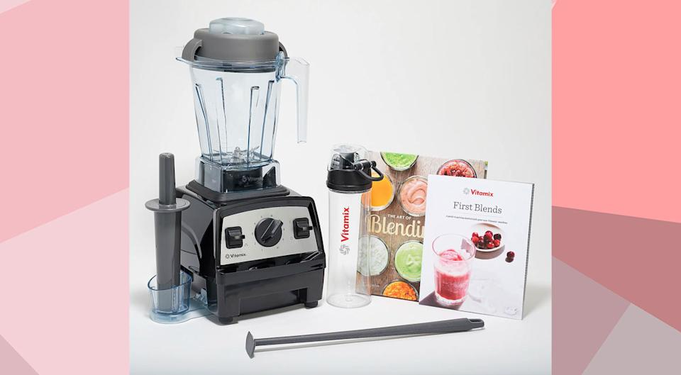 Vitamix Explorian 48-oz Variable Speed Blender (Photo: QVC)