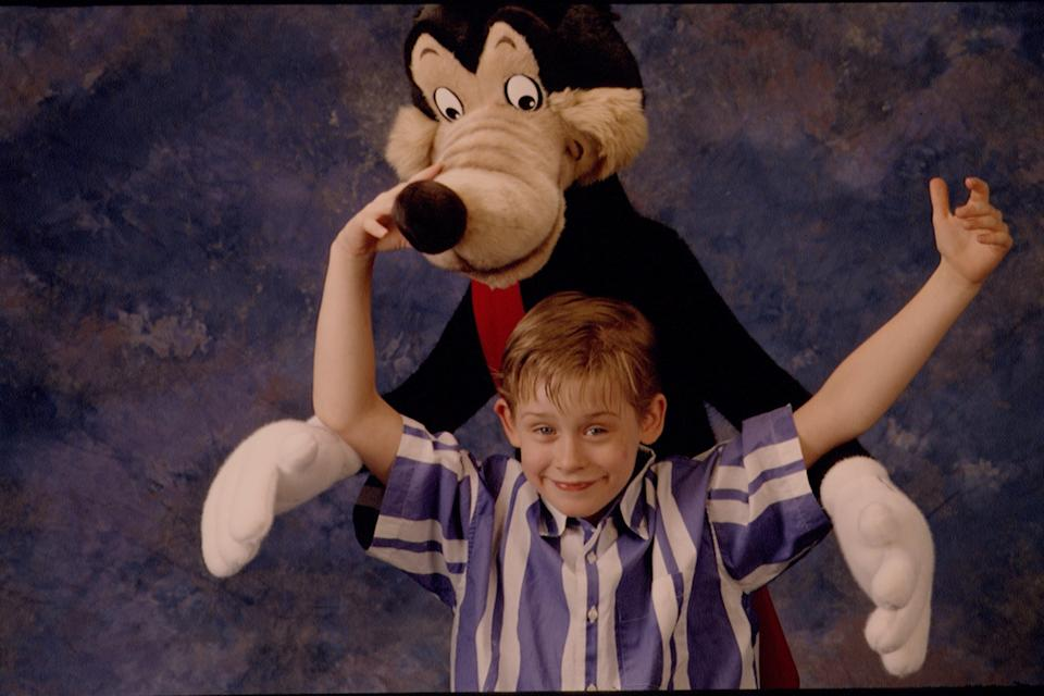 MACAULAY CULKIN (Photo by Eric Robert/Sygma/Sygma via Getty Images)