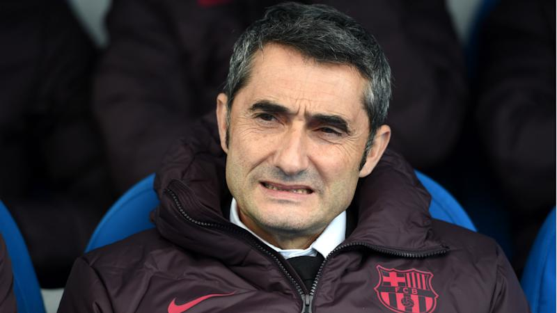 Former Barcelona manager Valverde not keen on Premier League move