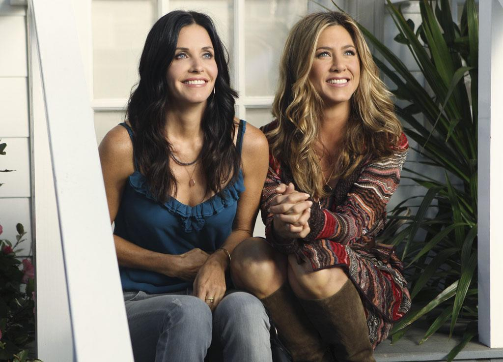 "<b>Jennifer Aniston on ""Cougar Town"" </b><br><br>Aniston may be cashing huge Hollywood paychecks these days, but she proved she's still a good ""Friend"" by visiting Cox a second time on TV, guest starring on Cox's ""Cougar Town"" in 2010. Aniston played an eccentric therapist who digs a little too deeply into Jules' personal life. And maybe we'll see even more mini-""Friends"" reunions in the years to come, with Matt LeBlanc starring on Showtime's ""Episodes"" (playing himself, no less) and Matthew Perry returning to NBC this fall with the new sitcom ""Go On."" What's Gunther up to these days, anyway?"