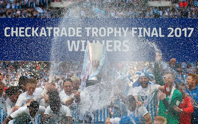 Coventry won this year's competition, but the new format could be changed for next season
