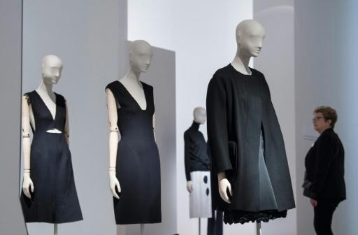 """The """"Jil Sander: Present Tense"""" exhibition has been one of the most successful at Frankfurt's Museum Angewandte Kunst (Museum of Applied Arts)"""