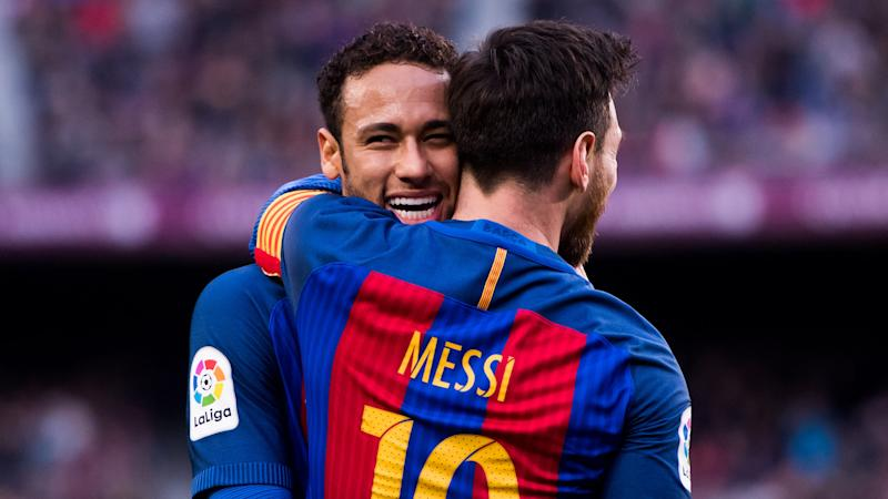 Messi: I would've loved Neymar to return to Barcelona