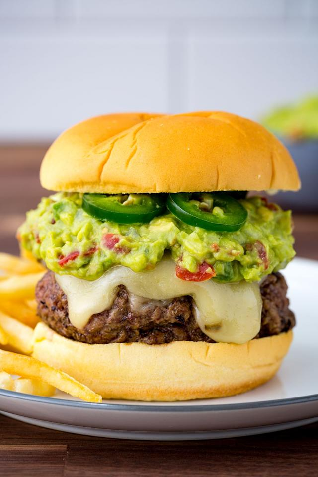 """<p>Guac is a condiment gamechanger.</p><p>Get the recipe from <a rel=""""nofollow"""">Delish</a>.</p>"""